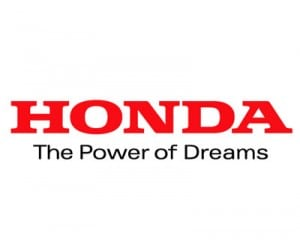 Honda logo the power of dreams