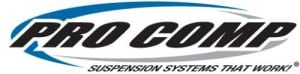 Color Logo - Pro Comp - Suspension Systems That Work!