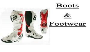 directory atv apparel boots