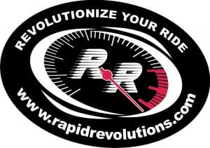 Rapid Revolutions Powersports Sticker